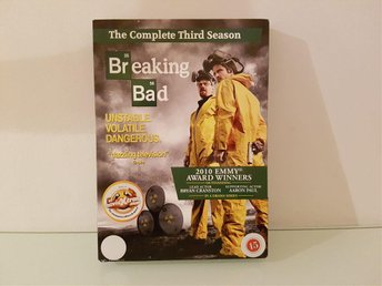 Breaking bad - Säsong 3 - Ramlösa - Breaking bad - Säsong 3 - Ramlösa