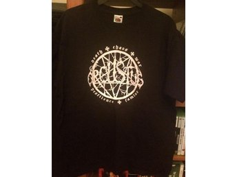 T-shirt,Orcustus,Black metal,Large!!!!!