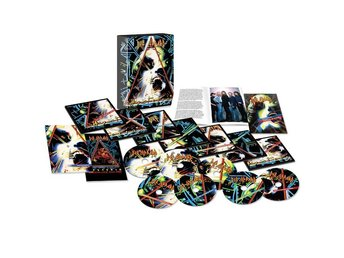 Def Leppard: Hysteria 1987 (Super deluxe/Rem) (5 CD + 2 DVD)