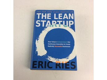 Bok, The Lean Startup