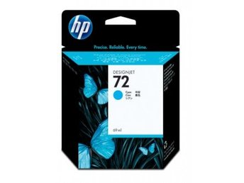 No72 cyan ink cartridge, 69ml