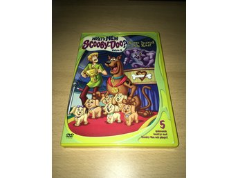 DVD-film: What´s new Scooby-Doo? Som hund och katt