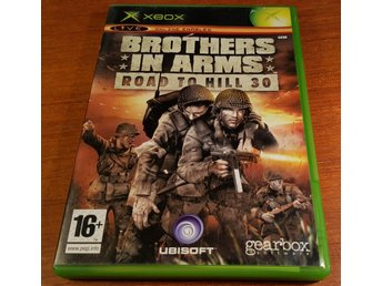 Brothers In Arms Road To Hill 30 - Komplett - Xbox