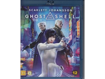 Ghost In The Shell Dolby Atmos