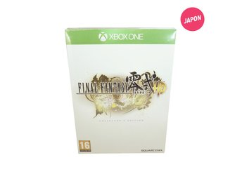 Final Fantasy Type-0 HD - Collector's Edition (NYTT /XONE)