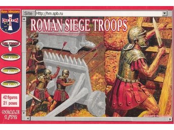 Orion - Roman Siege Troops 1/72