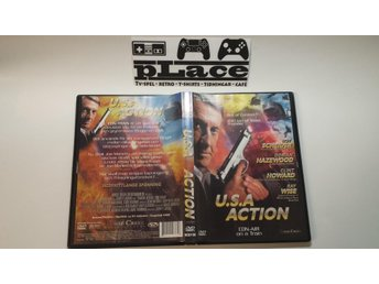 U.S.A Action DVD