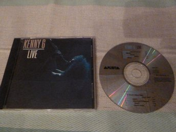 KENNY G LIVE, GOING HOME, MIDNIGHT MOTION, SONGBIRD, CD, CD-SKIVA