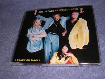 Ace Of Base - Beautiful Life CDS 2 trk Mint!!