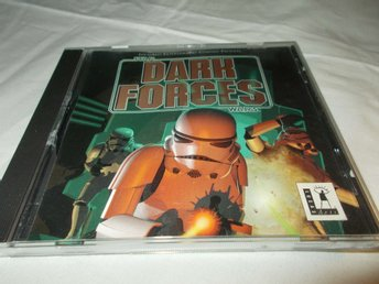 Dark Forces Lucas Arts Mac CD ROM spel