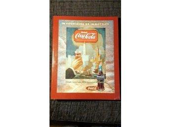 Coca-Cola Pärm Ringbinder 1995 ovanlig Bra skick artikel: 00895 - Askim - Coca-Cola Pärm Ringbinder 1995 ovanlig Bra skick artikel: 00895 - Askim
