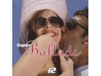 Mr Music Super Ballads 12 - CD