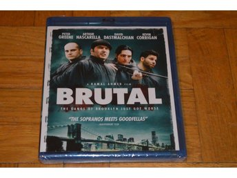 Brutal - 2012 - Bluray Blu-Ray INPLASTAD