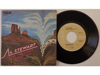 """AL STEWART 'Time Passages' 1978 Italian 7"""" - Bröndby - AL STEWART 'Time Passages' 1978 Italian 7"""" - Bröndby"""