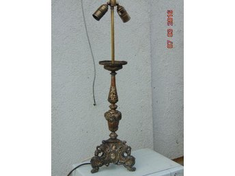VERY OLD 1800 LAMP,