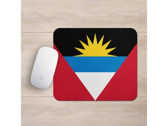 Antigua and Barbuda Flagga Musmatta