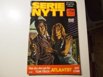 Serie-Nytt 1976:16 Mycket Fint Skick FN-VF - Gustafs - Serie-Nytt 1976:16 Mycket Fint Skick FN-VF - Gustafs