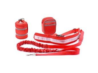 Löparbälte Midjeväska Koppel Löpning - Röd - Hong Kong - Löparbälte Midjeväska Koppel Löpning - Röd - Hong Kong