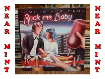 ***NEAR MINT*** --- JOMFRU ANE BAND - ROCK ME BABY