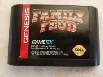 Family Feud - [C] - [Sega Mega Drive spel (MD)] - Trångsund - Family Feud - [C] - [Sega Mega Drive spel (MD)] - Trångsund