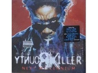 Bounty Killer title* Next Millennium*ReggaeRagga HipHop, Dancehall US LP