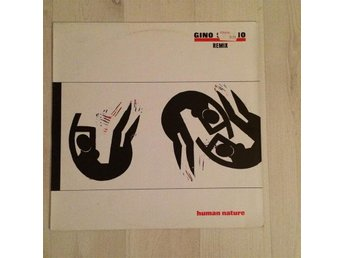 GINO SOCCIO - HUMAN NATURE. (NEAR MINT LP)