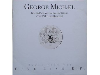 George Michael * Killer / Papa Was A Rollin' Stone (The PM Dawn RMX)* Synth-pop