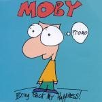 "Moby – Bring back my happiness (Mute promo 12"")"