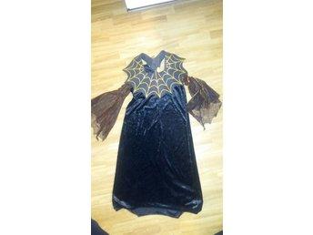 HALOOWEEN klänning - Helsingborg - HALOOWEEN klänning stl. 146 - Helsingborg