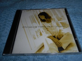 Christine Hellqvist - Guldstoft (CD) NM/EX