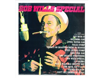 BOB WILLS Special - LP sealed (1981)