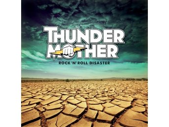 Thundermother: Rock 'n' Roll Disaster (Yellow) (Vinyl LP)