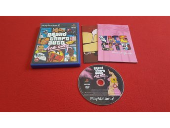 GRAND THEFT AUTO GTA VICE CITY till Sony Playstation 2 PS2