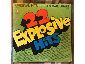 22 EXPLOSIVE HITS - VOLUME TWO