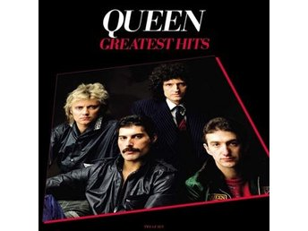 Queen: Greatest hits (2 Vinyl LP + Download)