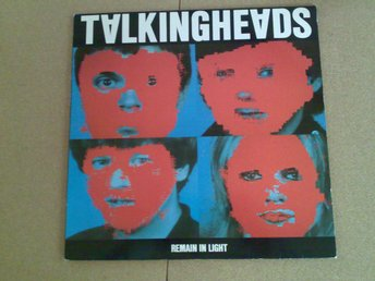 Talking Heads : REMAIN IN LIGHT ( David Byrne , Brian Eno , Adrian Belew )