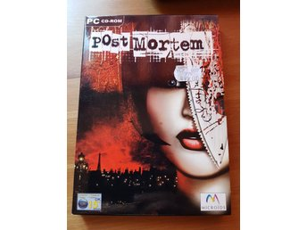 Post Morten Pc spel