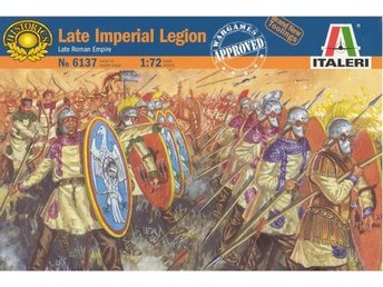 Italeri - Late Imperial Legion 1/72