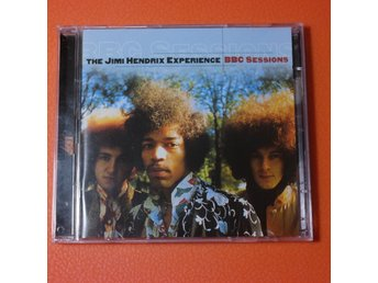 The Jimi Hendrix Experience - BBC Sessions - Dubbel-cd