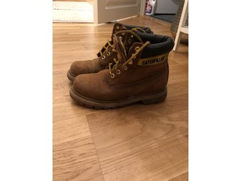 CATERPILLAR boots från Caterpillar skinn stl 37normal stl