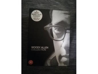 Woody Allen Collection (6 filmer) - Svensk text.
