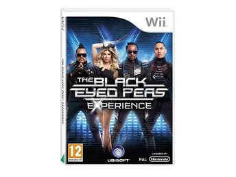 The Black Eyed Peas Experience till Nintendo Wii