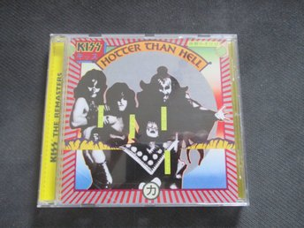 Kiss - Hotter Than Hell 1974  (Rem.1997)