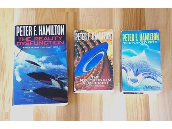 Peter Hamilton The Nights Down Trilogy science fiction