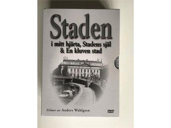 Staden i Våra Hjärtan - Box (Ny! Inplastad!) DVD - Enskede - Staden i Våra Hjärtan - Box (Ny! Inplastad!) DVD - Enskede