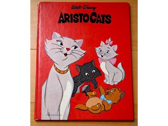 Walt Disney / Aristocats 1970 - Enskede - Walt Disney / Aristocats 1970 - Enskede