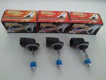 Car Fog Light Type 881 12V 27W 3 Pcs ( New & Sealed ) - Viskafors - Car Fog Light Type 881 12V 27W 3 Pcs ( New & Sealed ) - Viskafors
