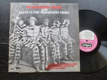 Murderers' Home And Blues In Th e Mississippi Night -   Negro folk music Dubbel