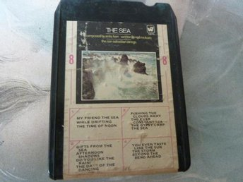 THE SEA, SAN SEBASTIAN STRINGS,  KASSETTBAND, 8-TRACK