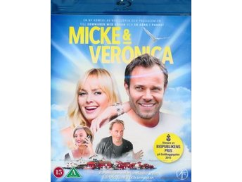 MICKE OCH VERONICA (2014) - David Hellenius - NY BLURAY